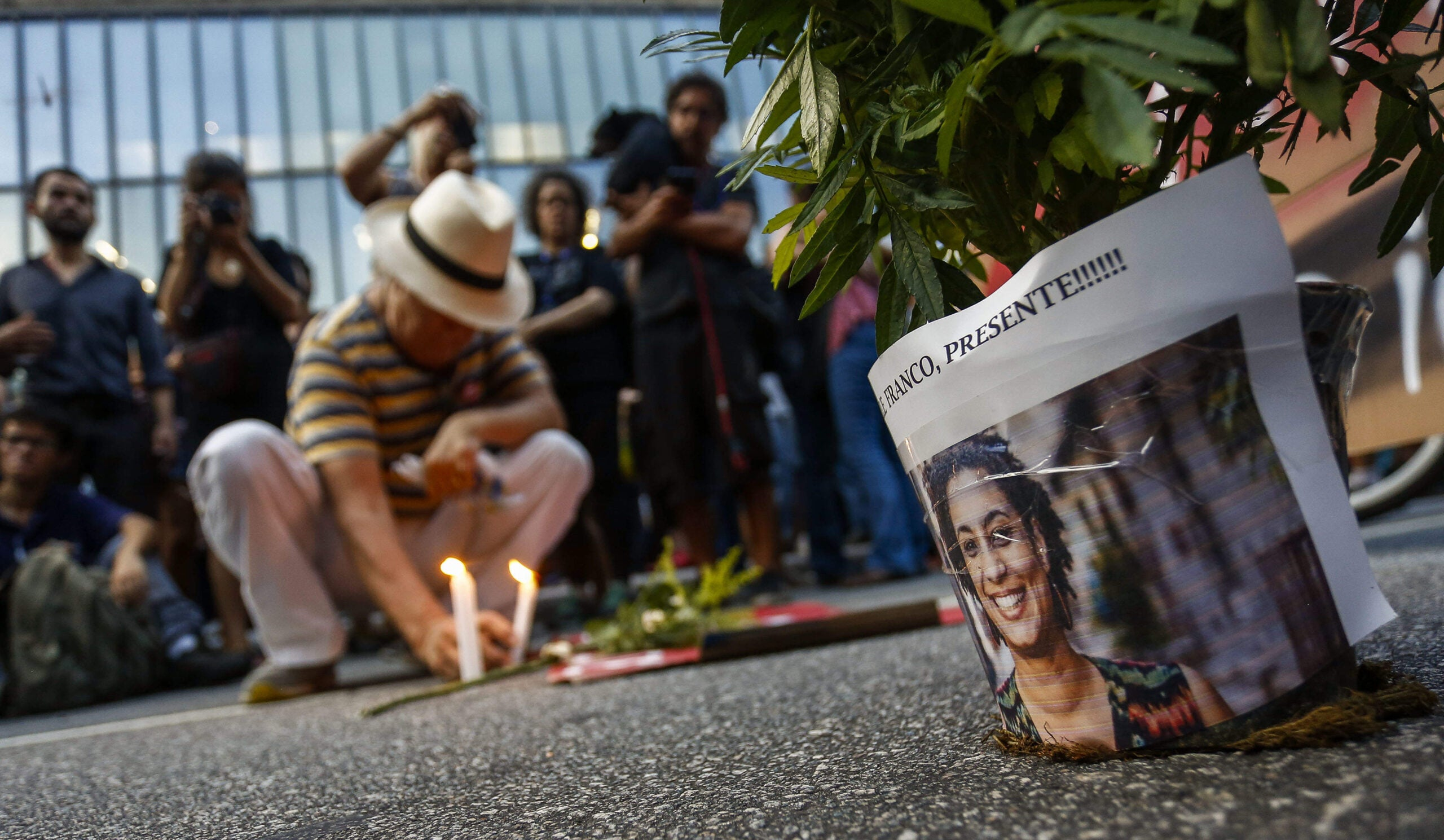 Marielle Franco's death is an emblem of the violence against Brazil's poor and black