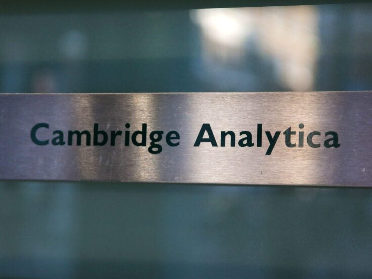 The sad thing about the Cambridge Analytica story? It's not surprising
