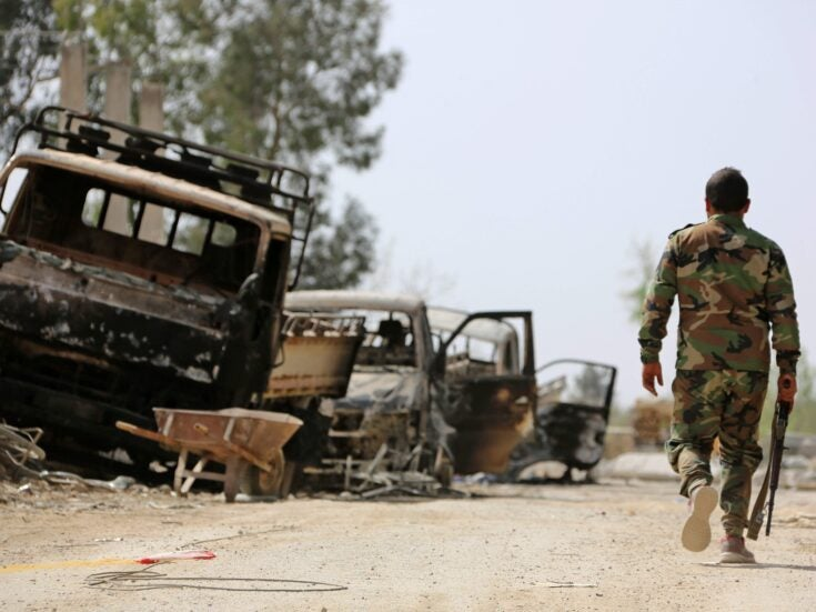 Foreign agendas have changed the shape of the war in Syria – but it's not over yet
