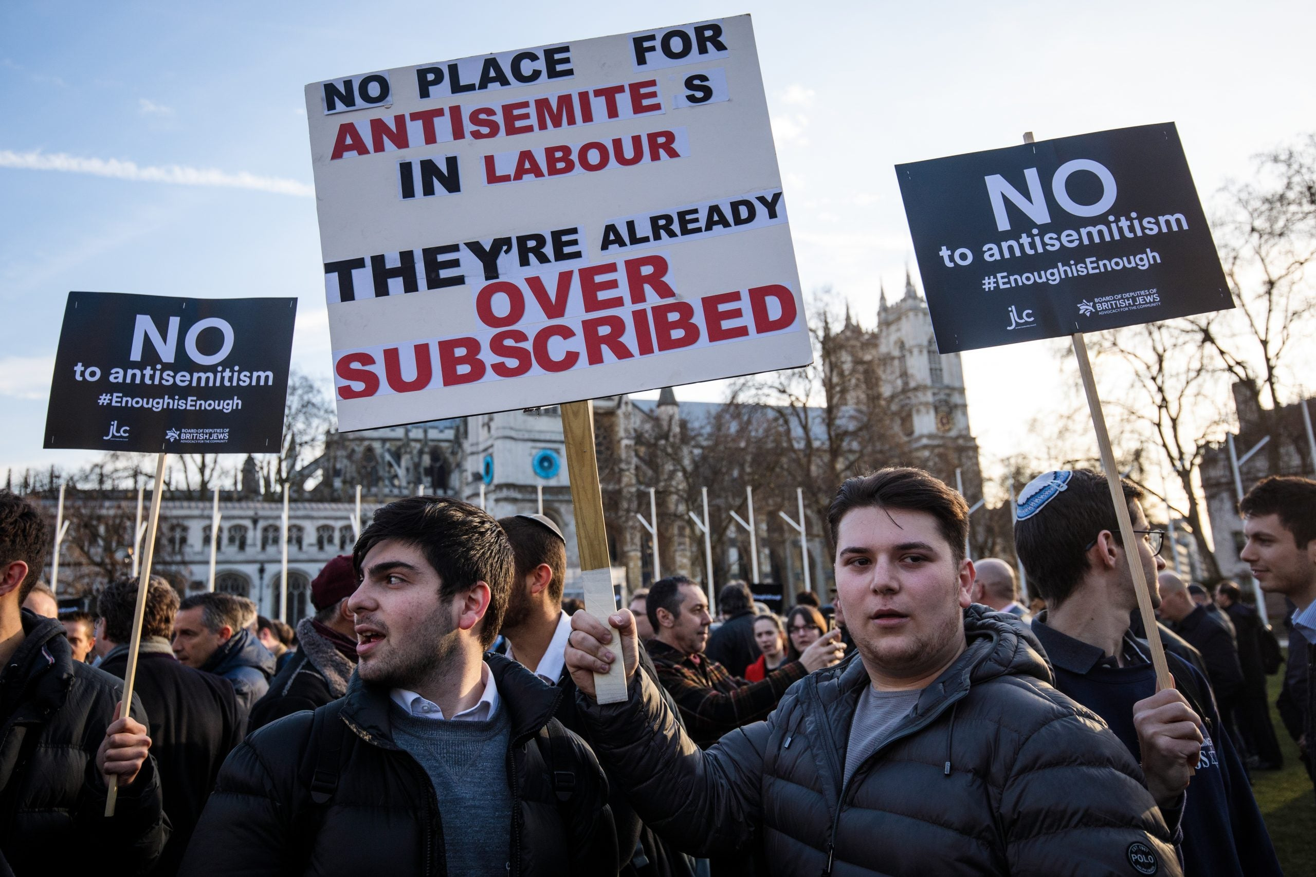 On anti-Semitism, new and old Labour members are moving in the same direction