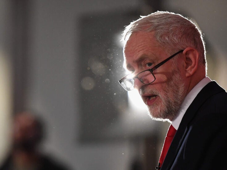 It would be a serious error for the Conservatives to assume we've reached peak Corbyn