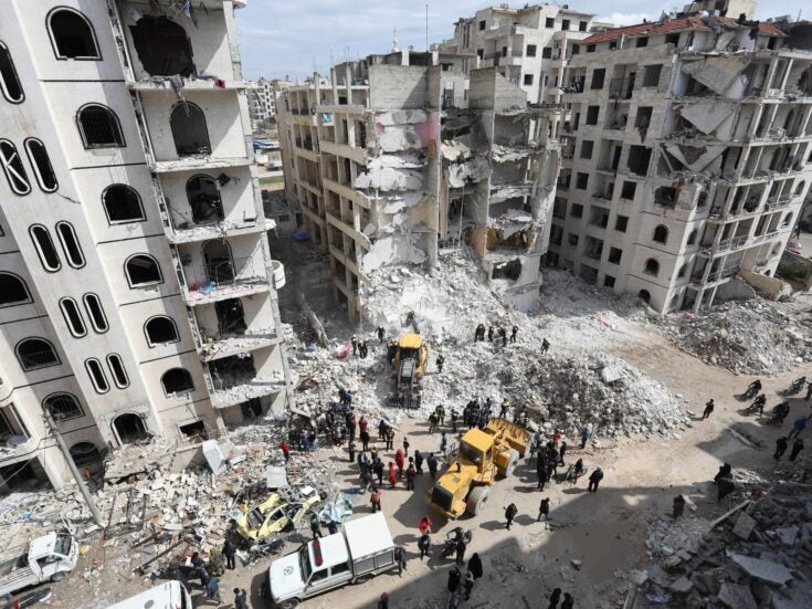 Leader: we cannot escape the consequences of Syria's unending war