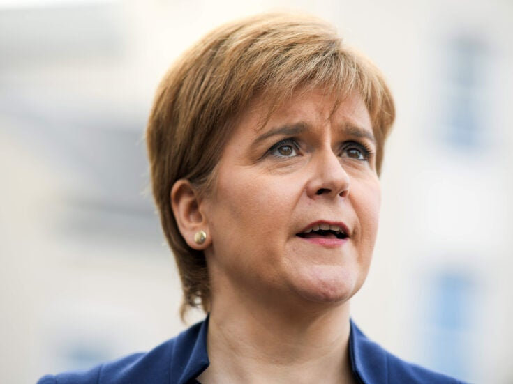 Nicola Sturgeon has a tricky balancing act at SNP conference