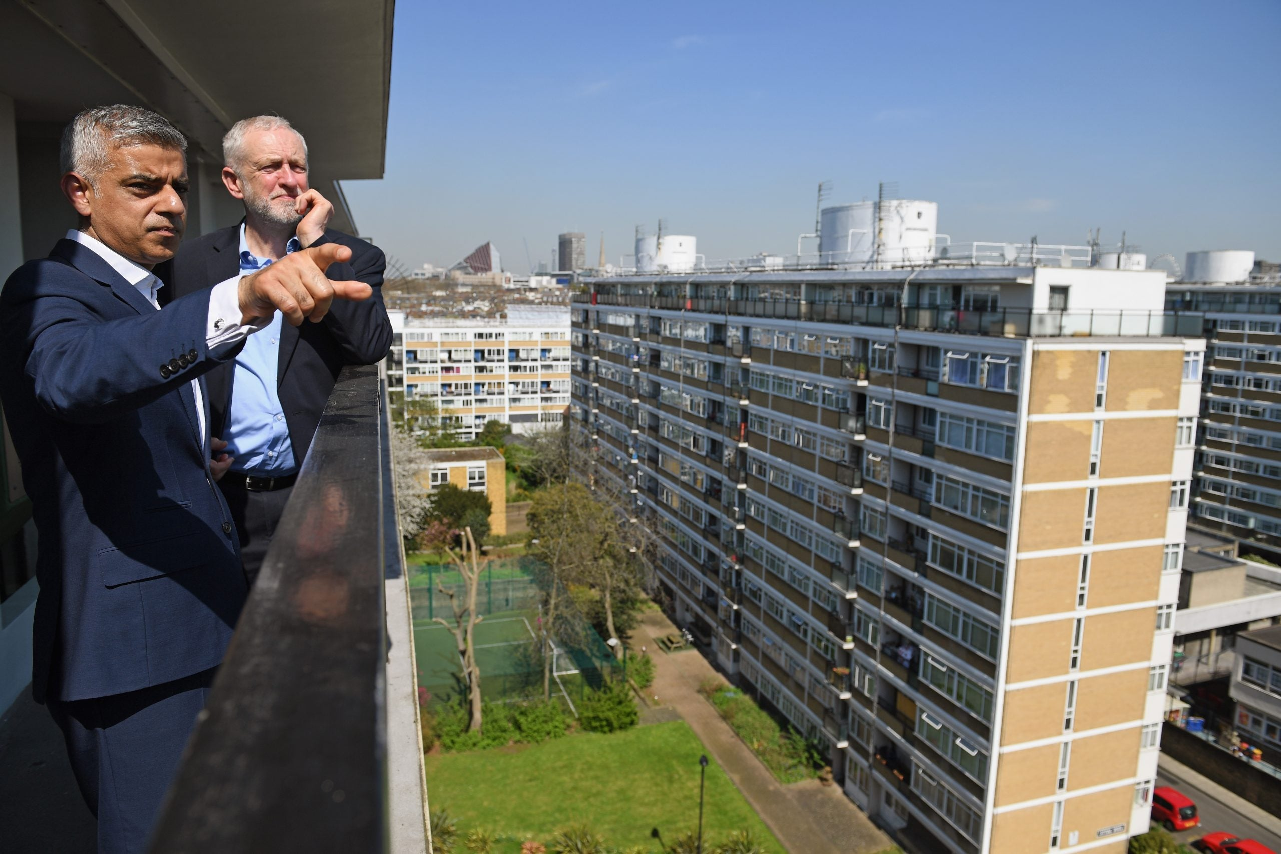 Creating a social housing consensus in London