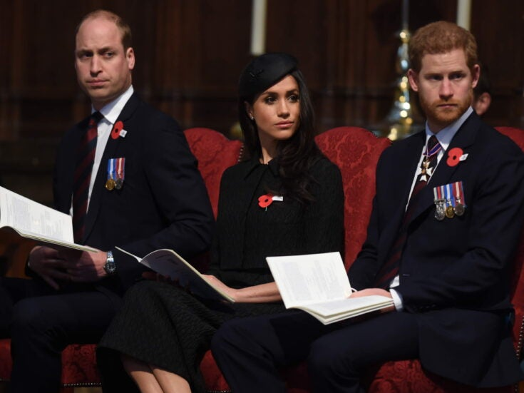 As Thomas Markle has discovered, the royal relatives are easy tabloid prey