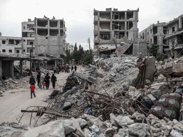 One Syrian teenager's quest to rebuild Aleppo