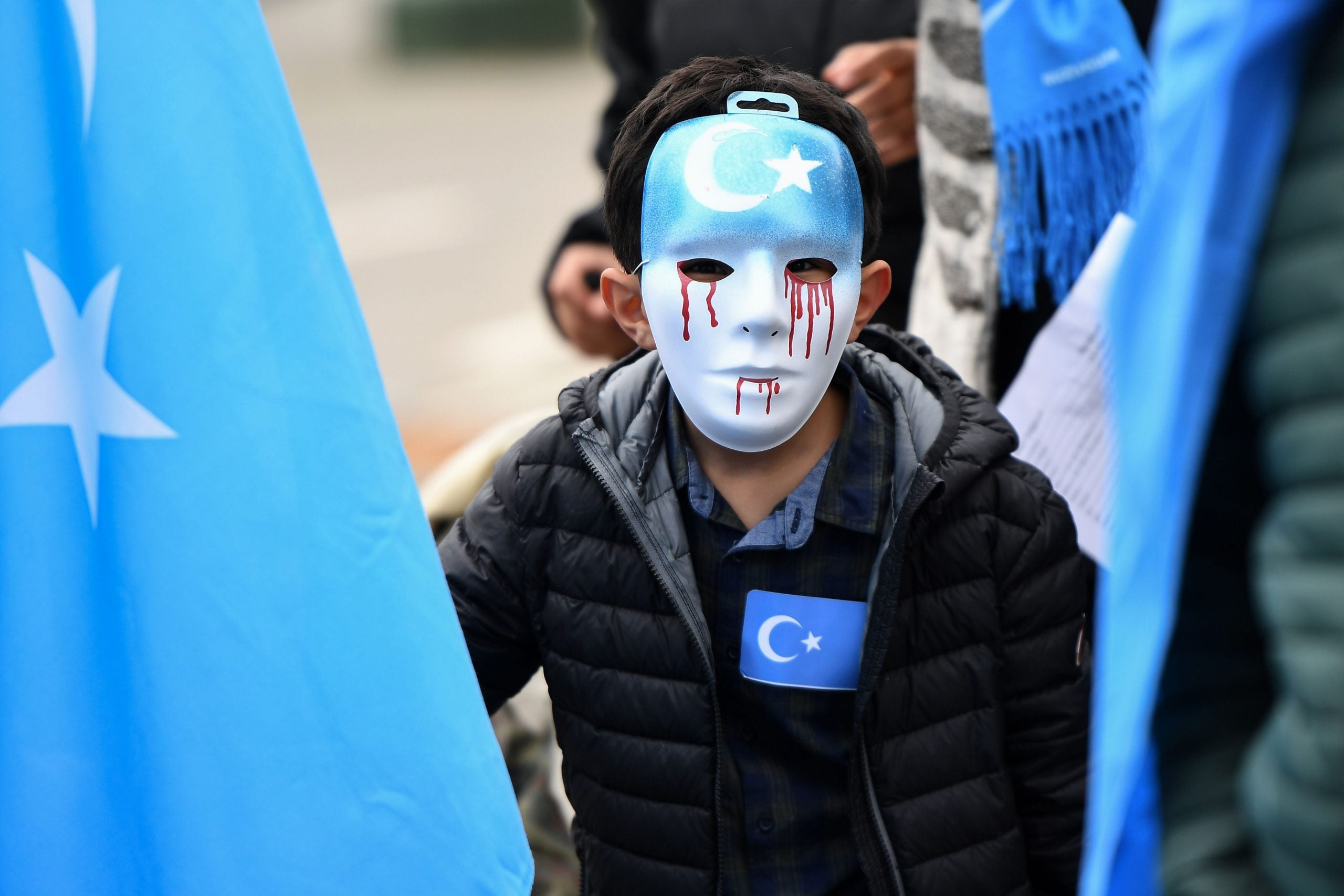 China's Uyghur detention camps may be the largest mass incarceration since the Holocaust