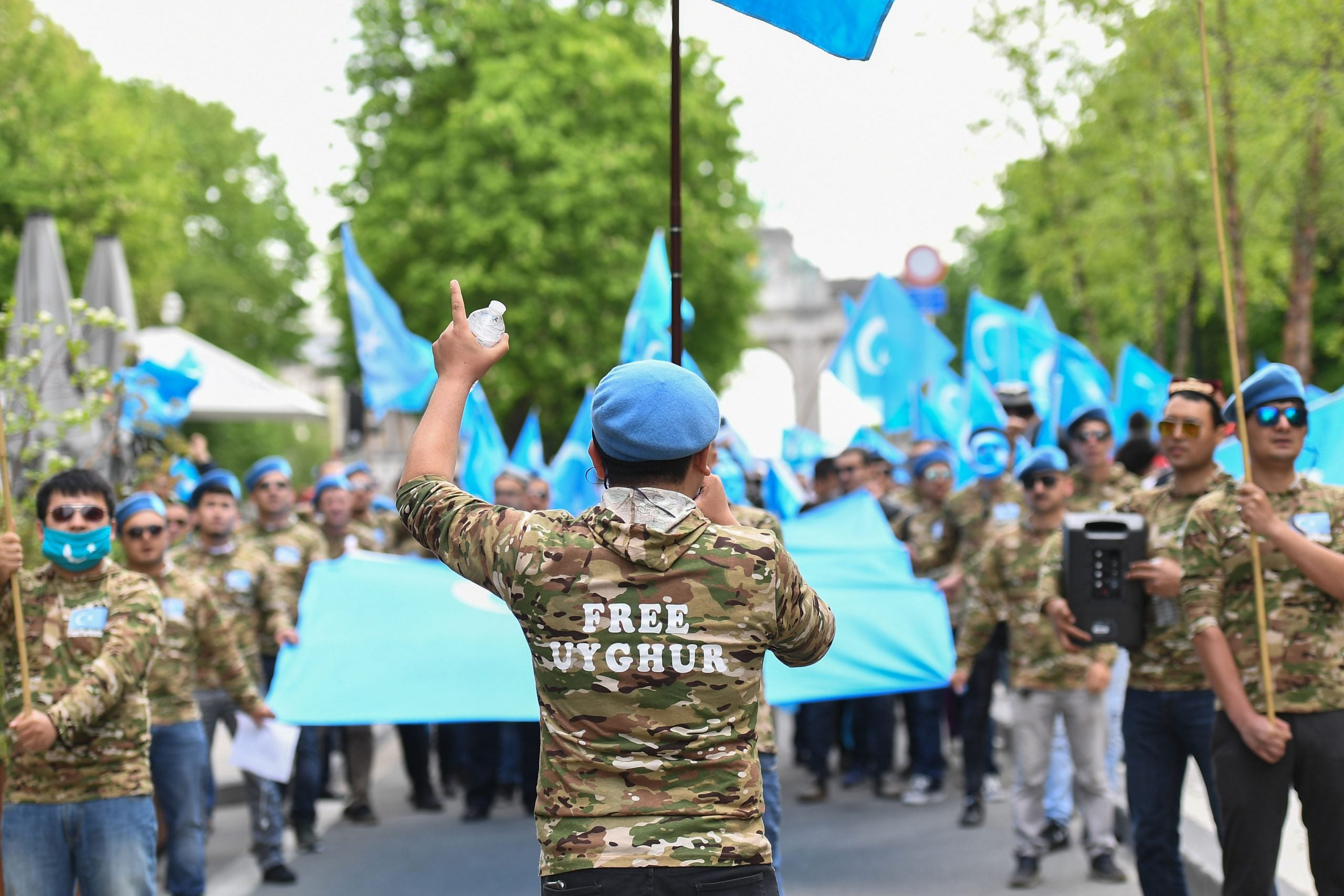 Alistair Carmichael: It's time for the government to speak out against China's repression of the Uyghurs