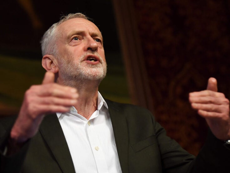 To win voters at home, Jeremy Corbyn must start proving himself in foreign affairs