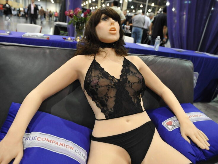 """Why attempts to make sex robots """"family friendly"""" deserve to fail"""