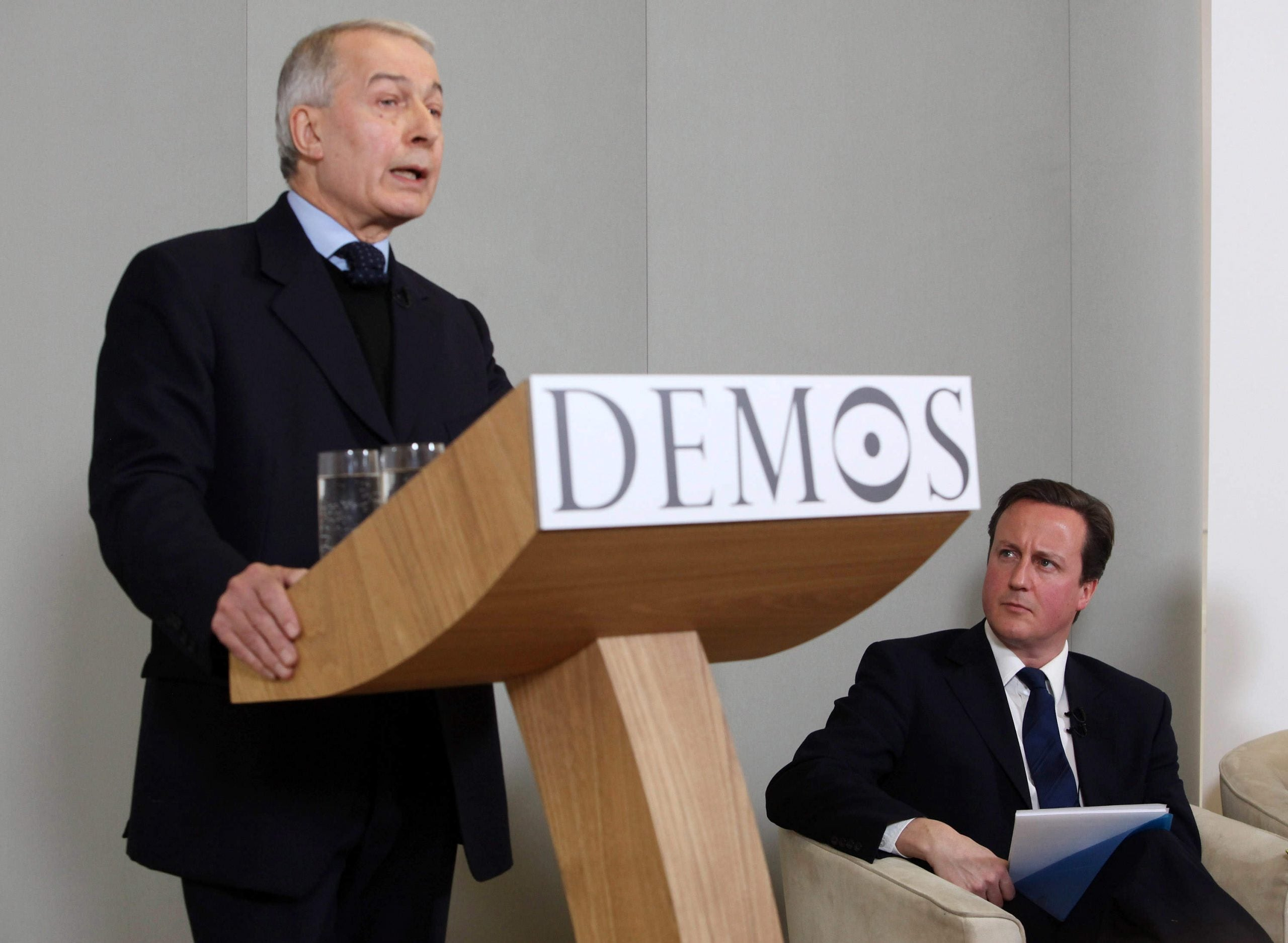 The government is in a mess over tax credits. But Frank Field's solution won't work