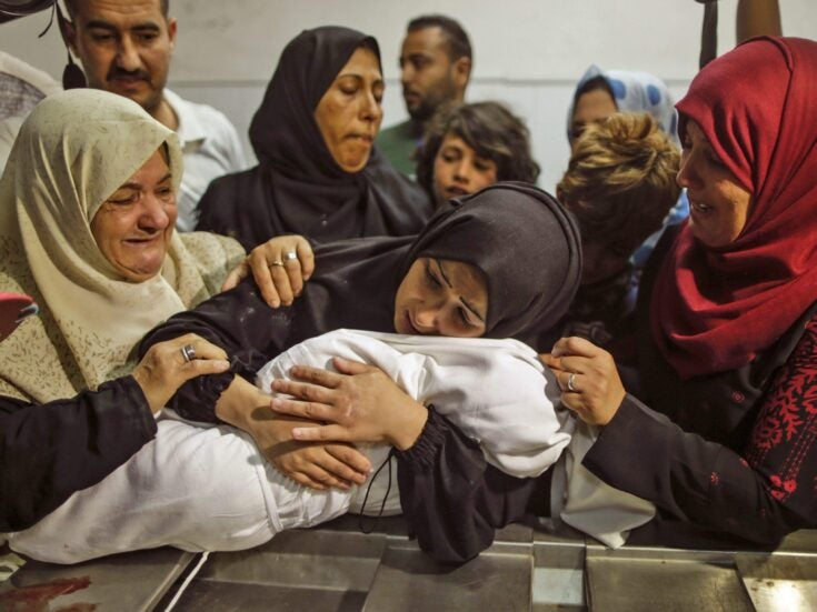 Thousands of casualties in one day: Gaza's health system is dangerously close to collapse