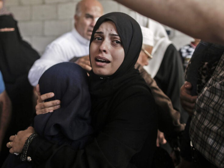 Leader: Israel will be forever haunted by the dark shadow of the Palestinian tragedy