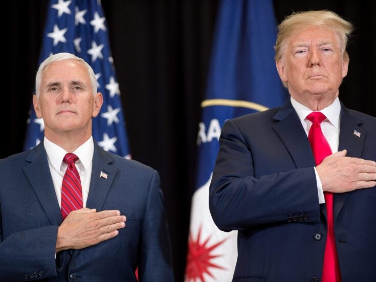 """Replacing Trump with """"President Pence"""" is exchanging one dangerous leader for another"""