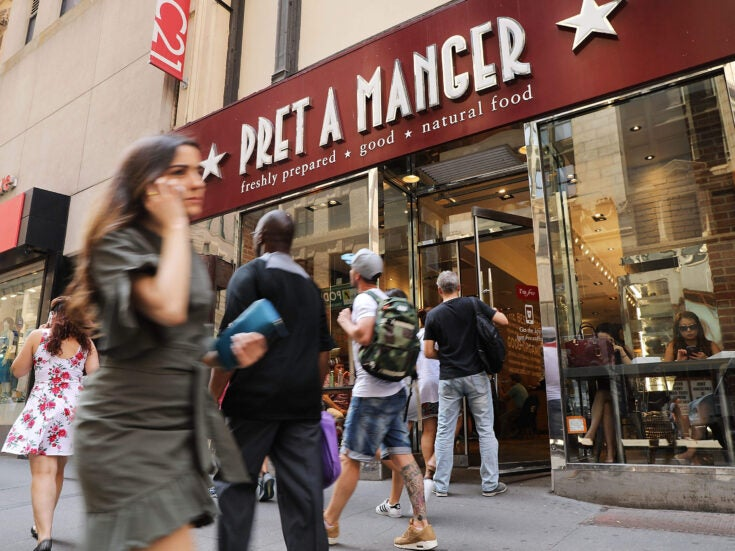 Trouble in the happy factory: Pret A Manger faces its biggest crisis yet