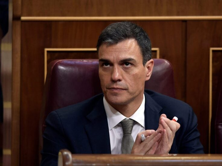 Spain's new prime minister Pedro Sánchez is the ultimate comeback kid – but for how long?