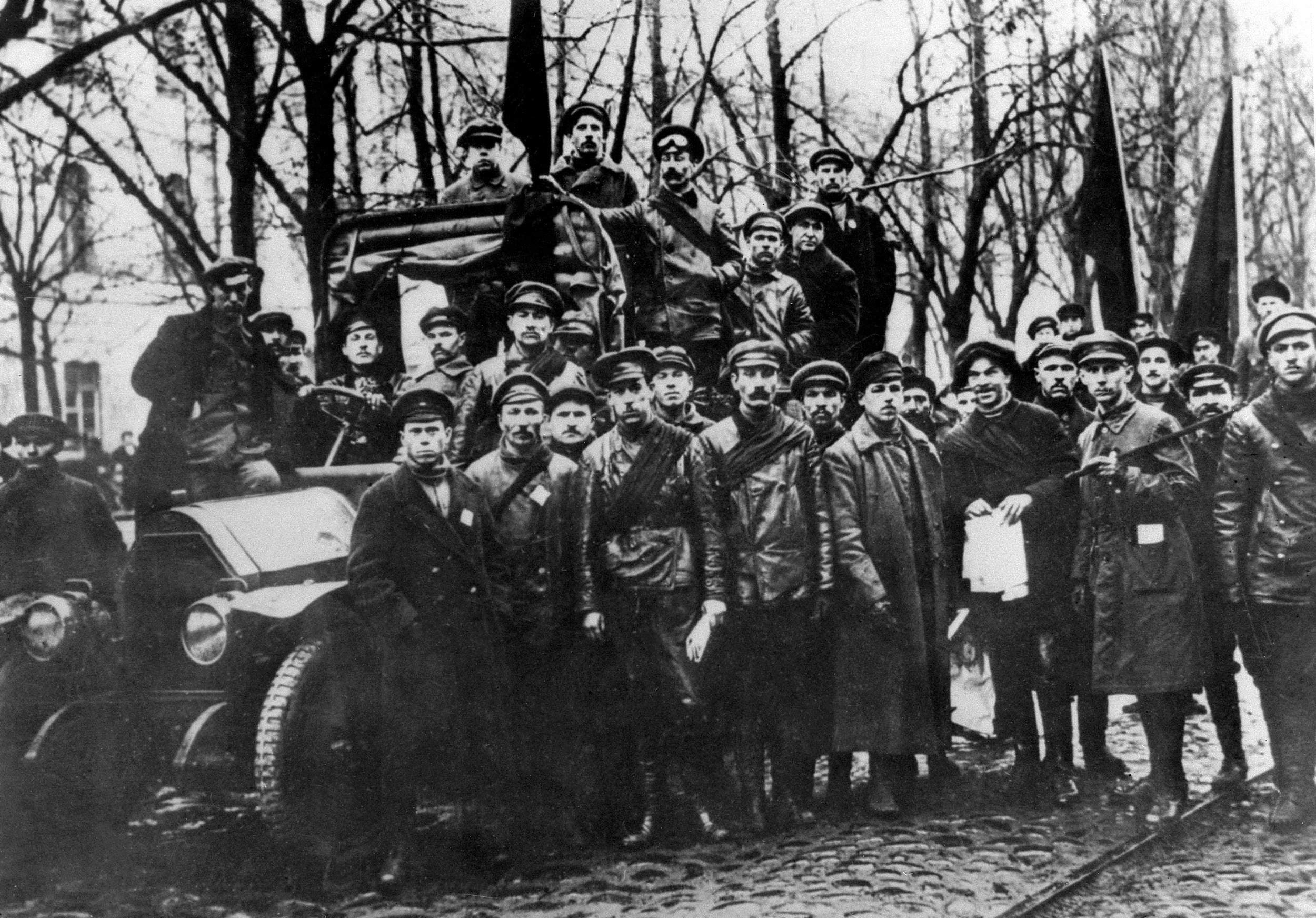 From the archive: Russia and the Bolsheviks