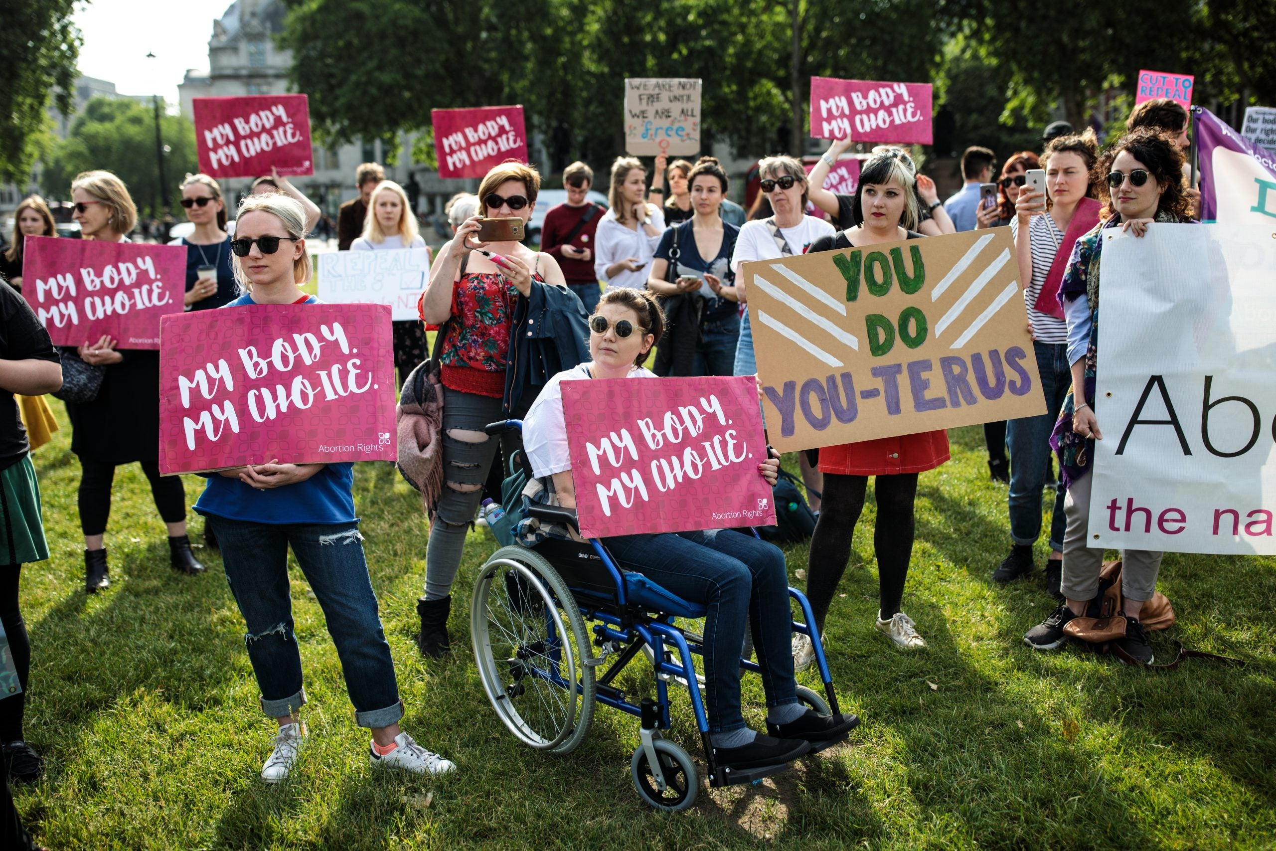 Abortion is now legal in Ireland. That doesn't mean it's accessible