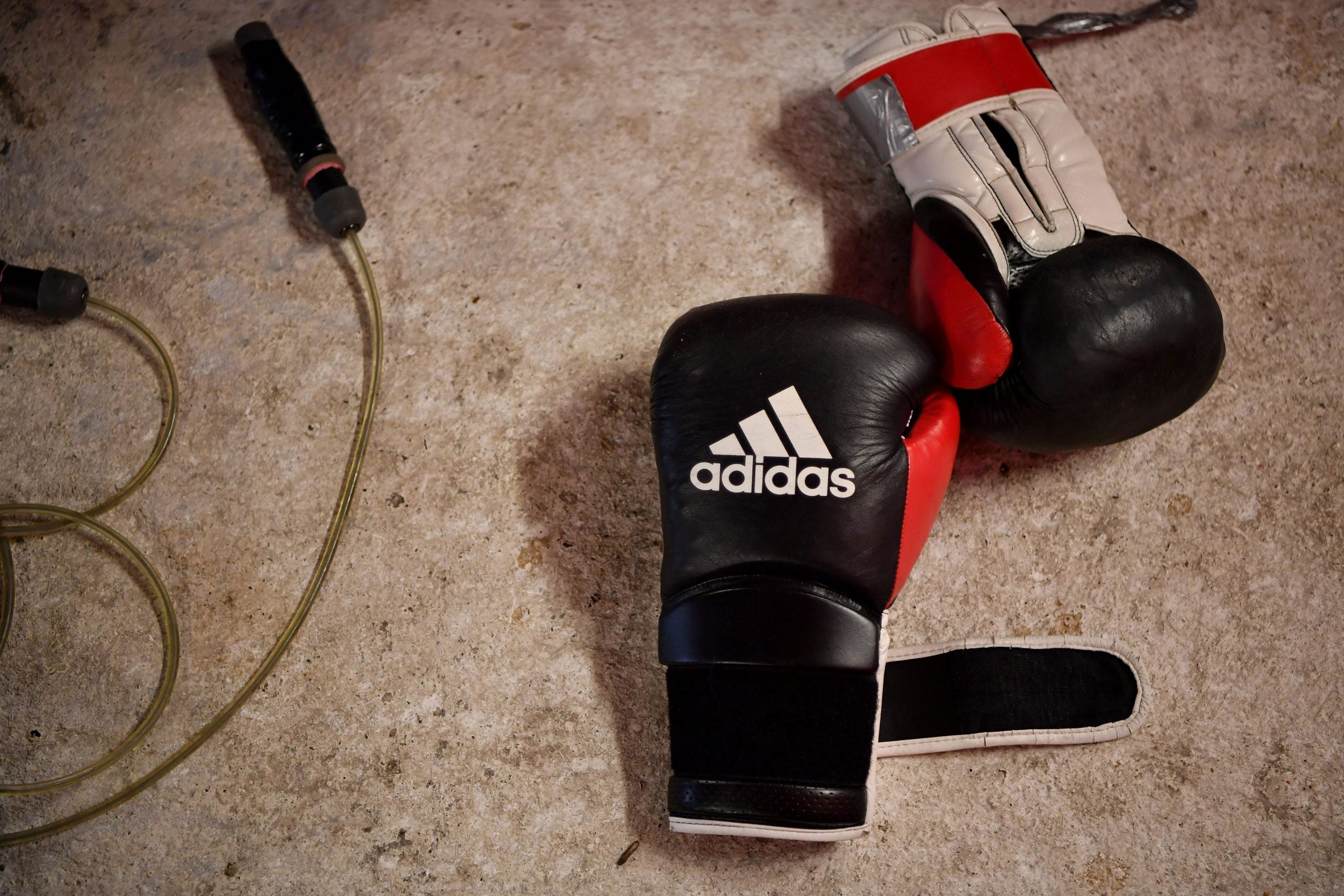 My friend Ben suggested I take up boxing. With my large and fragile nose, I replied?