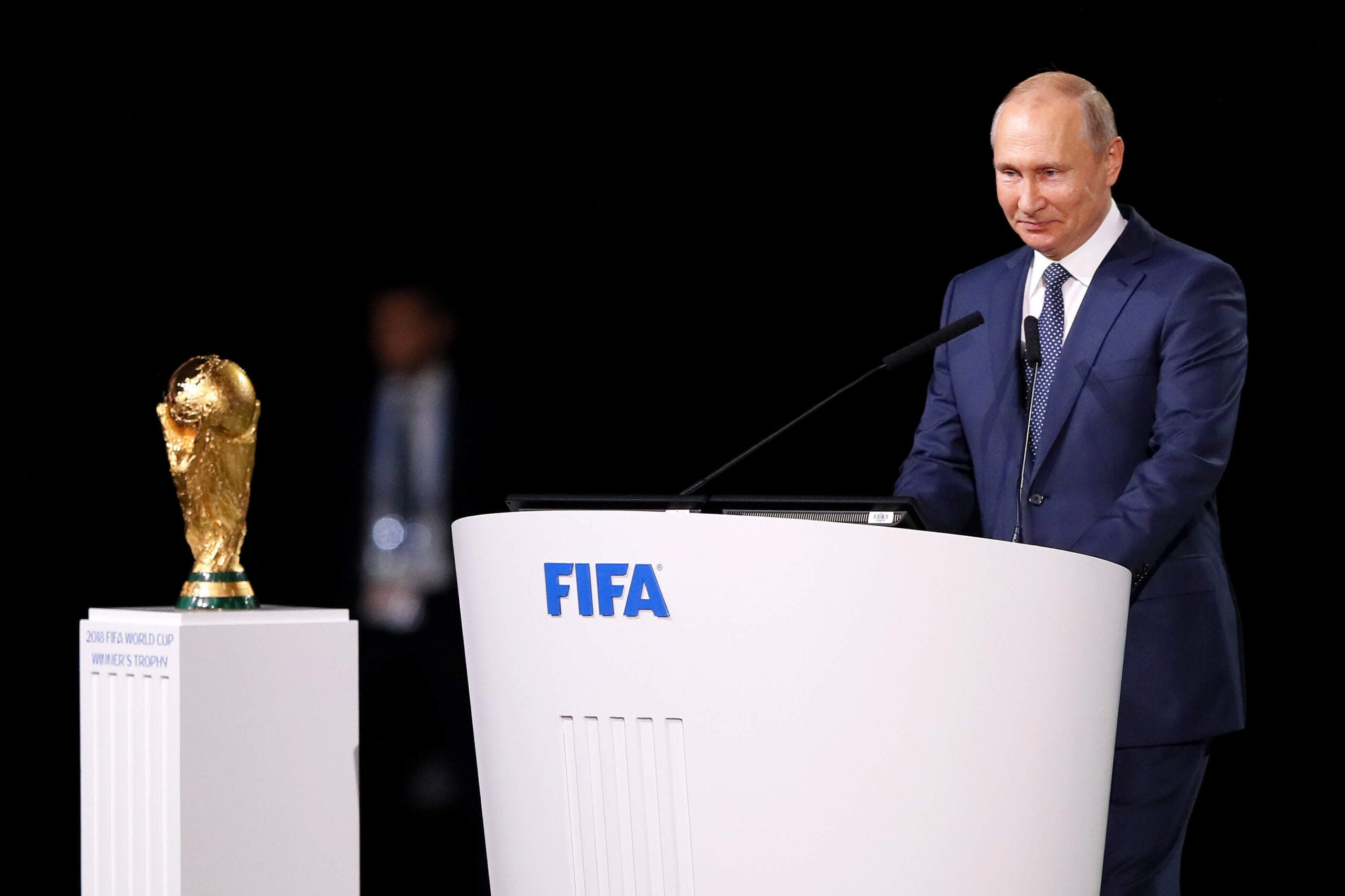 Forget what you've heard about hooligans: Russia's World Cup will be the safest yet