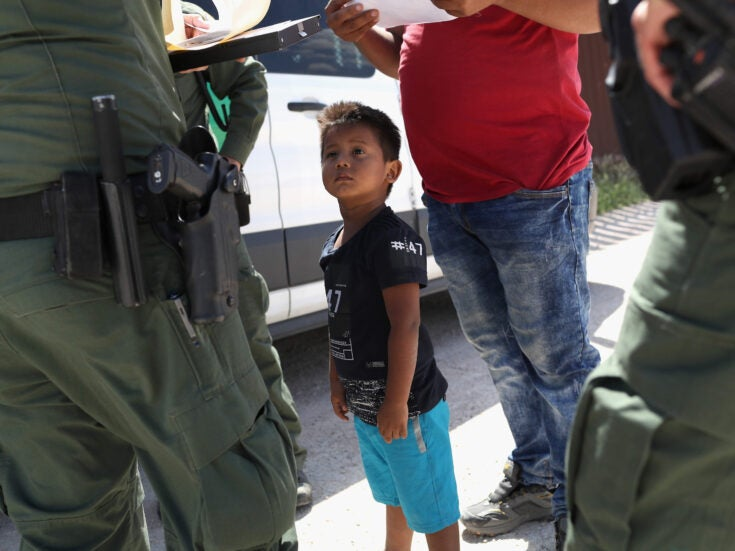 The new US border policy is ripping families apart. This is Trumpism: the politics of hatred