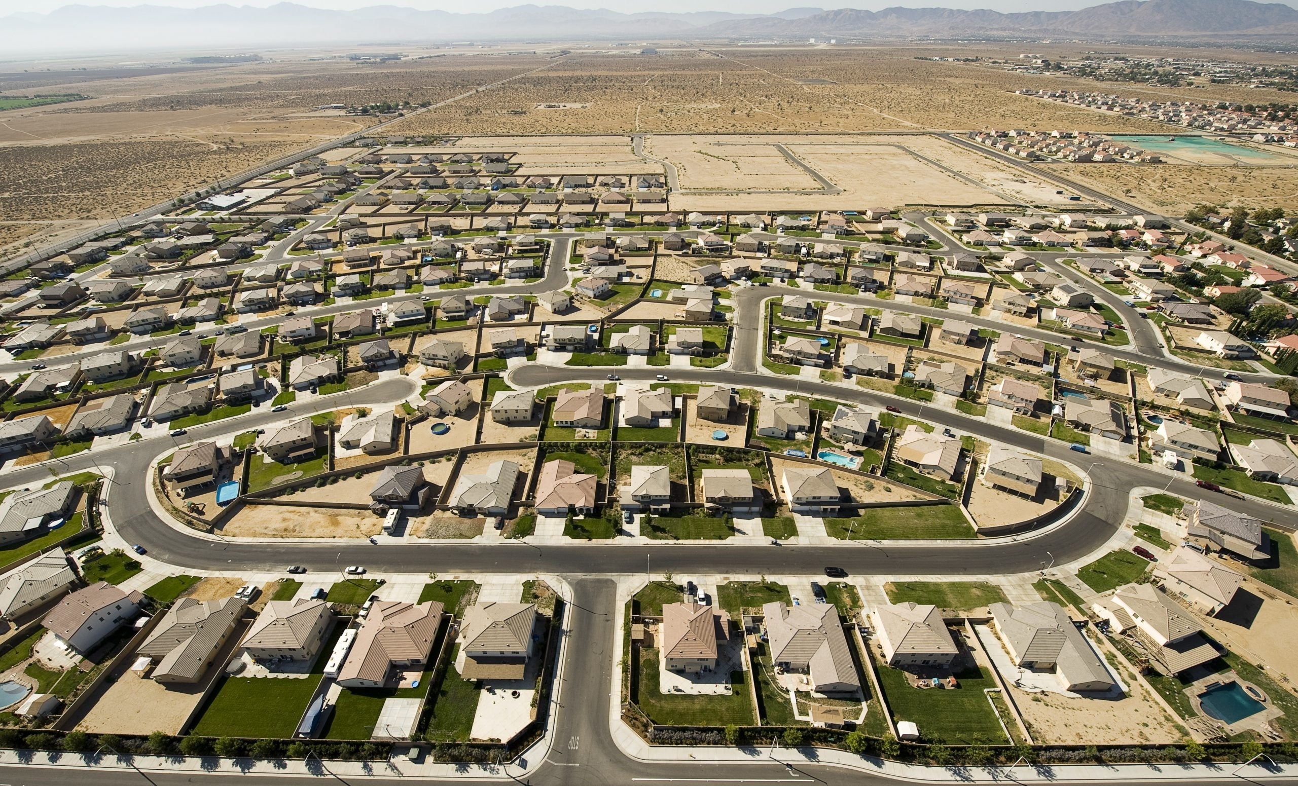 How the exurbs helped decide the US 2020 election