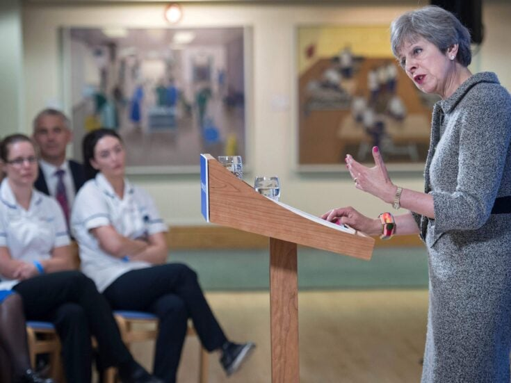 Leader: The NHS and the Conservative crisis