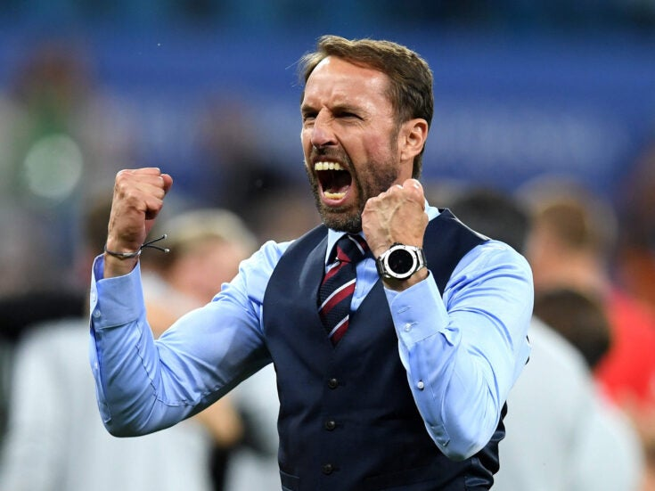 Getting to know Gareth Southgate