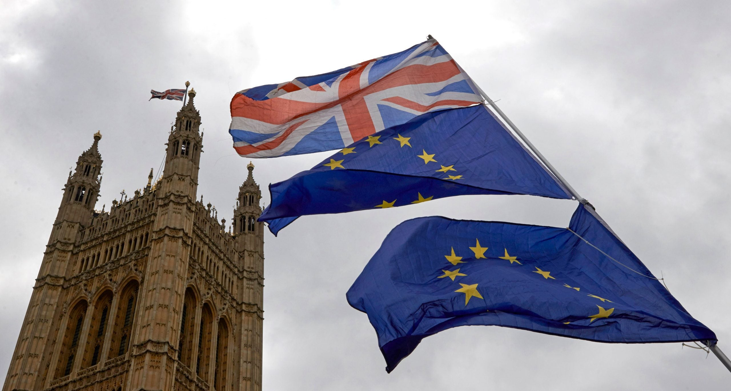 A no-deal Brexit would not make it easier for the UK to agree terms with the EU