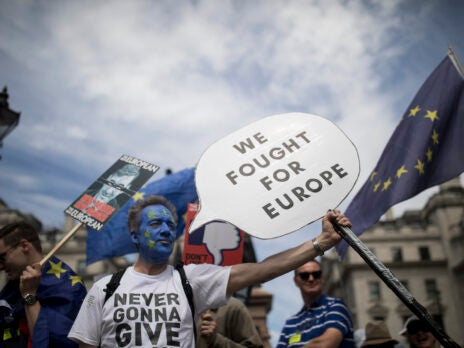 How Brexit changed us: Rejoining the EU is now unthinkable except for a diehard minority