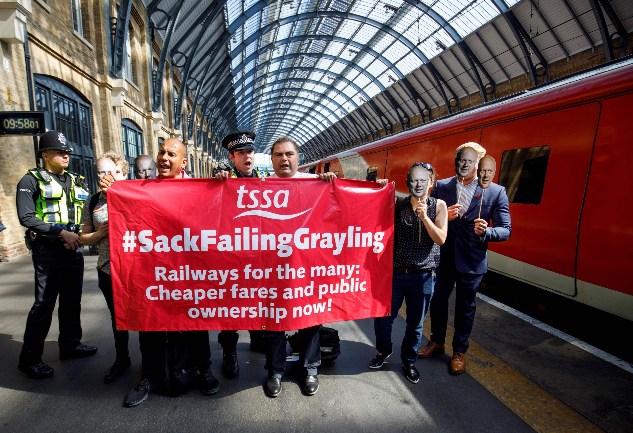 The disgraceful rail fares rise reveals a broken system