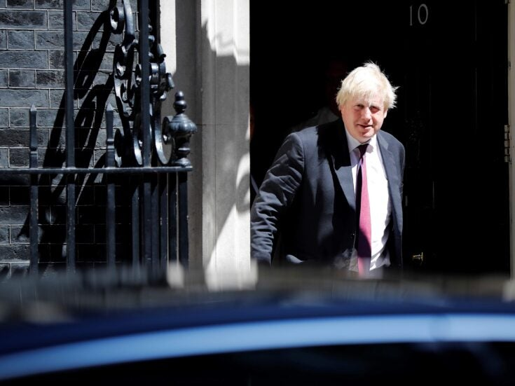 As a calculating buffoon, Boris Johnson fits perfectly into the post-Brexit Tory party