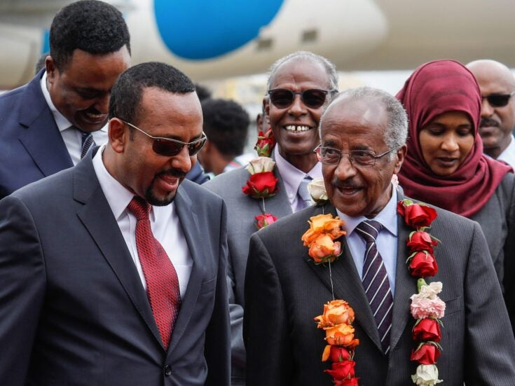 Peace between Ethiopia and Eritrea would benefit the whole region – and Britain