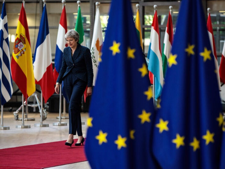 Does Theresa May want a hard or soft Brexit?