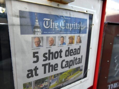 Capital Gazette will still bravely put out papers – but the shootings will never end