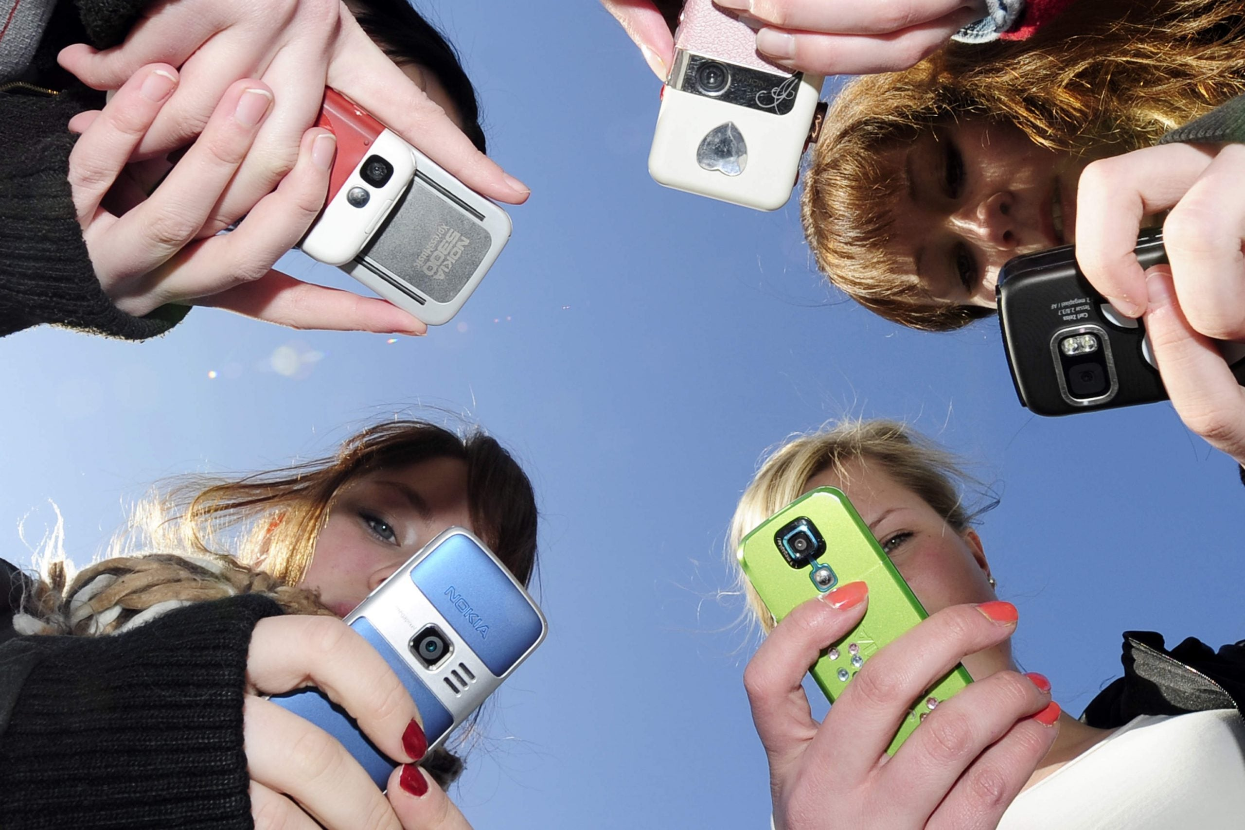 Hot or not: why teens can't stop rating each other online