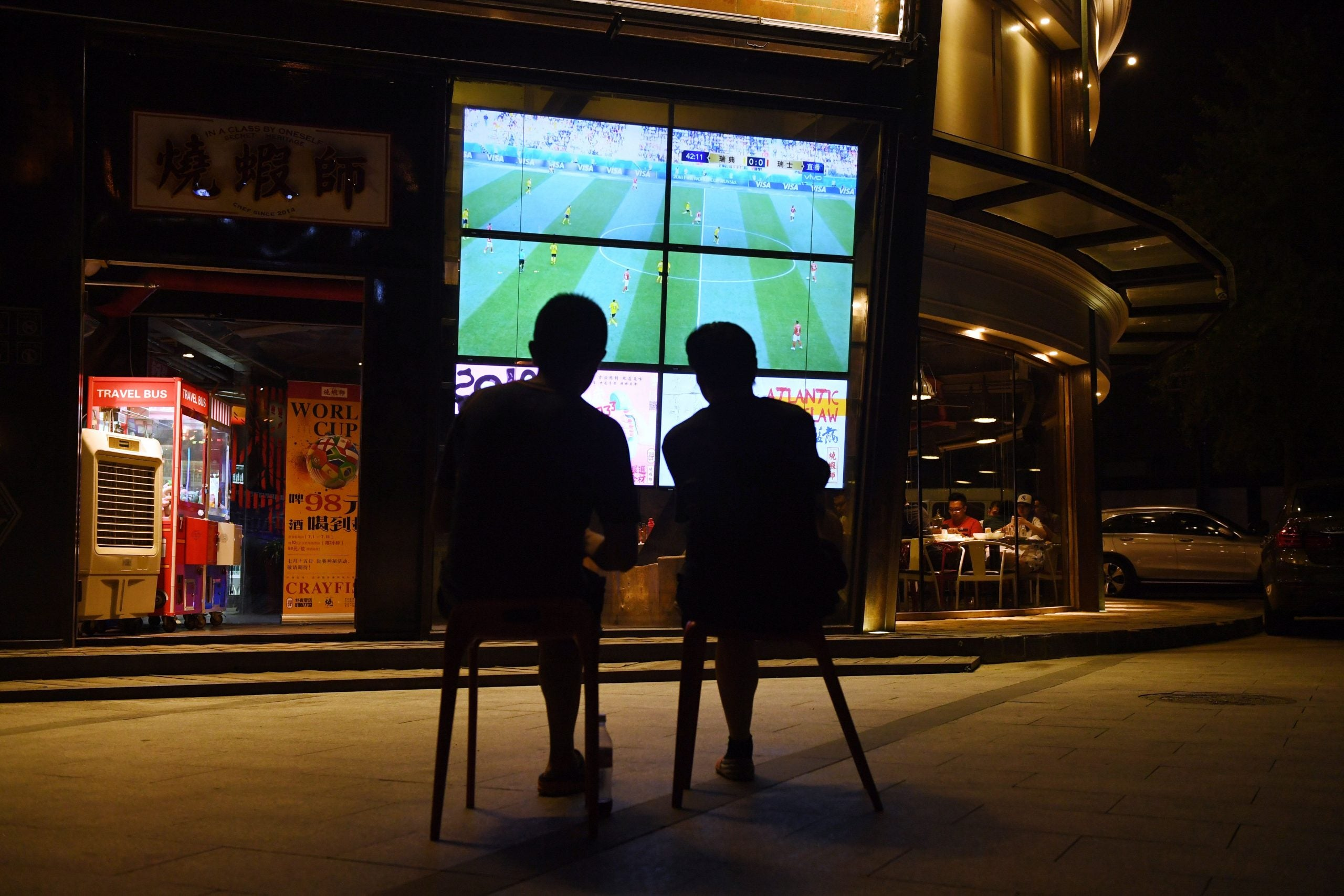 My new super-hub promises non-stop football. Instead, I am plunged back into TV's dark ages