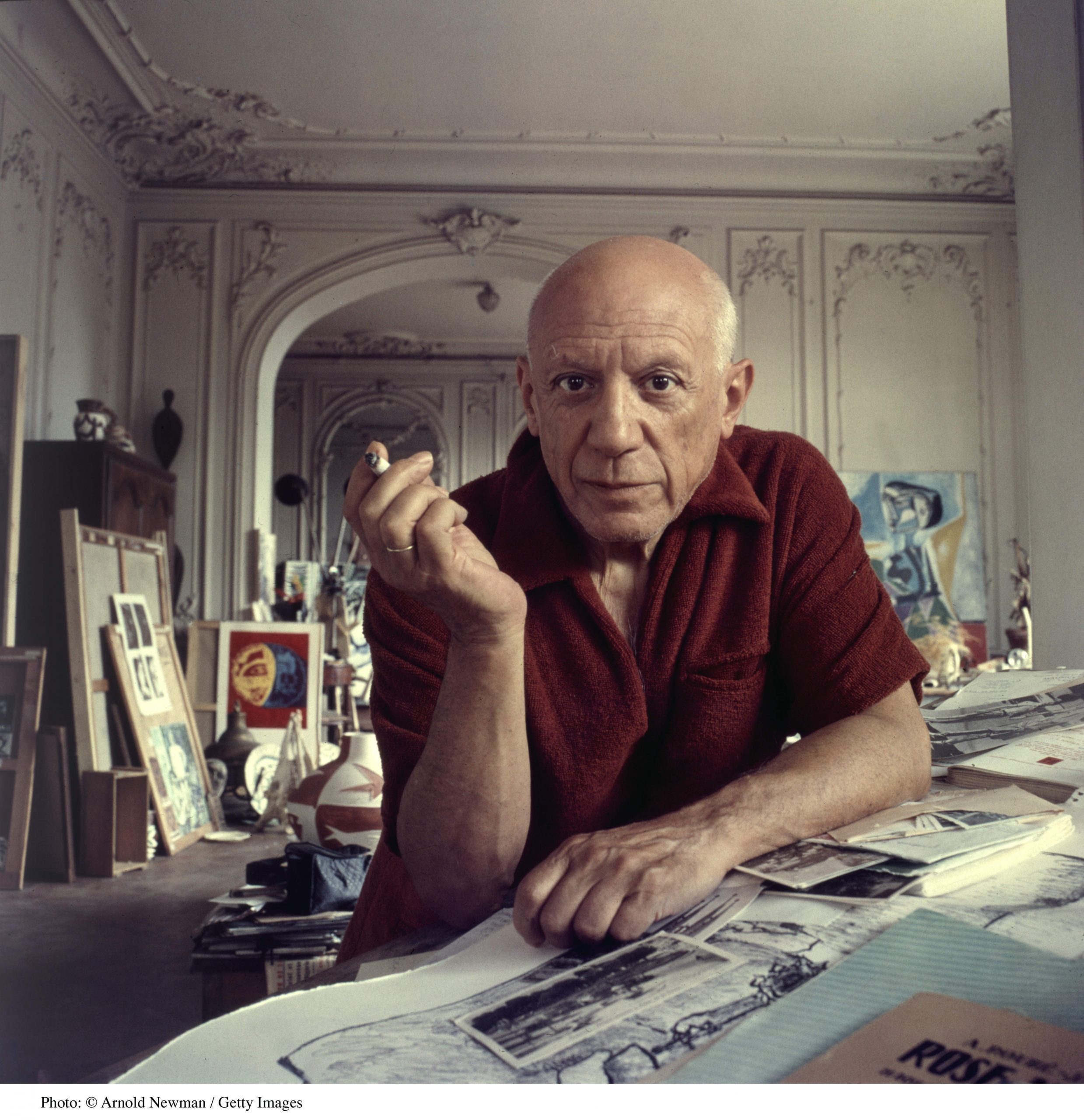 Picasso and the art of simile