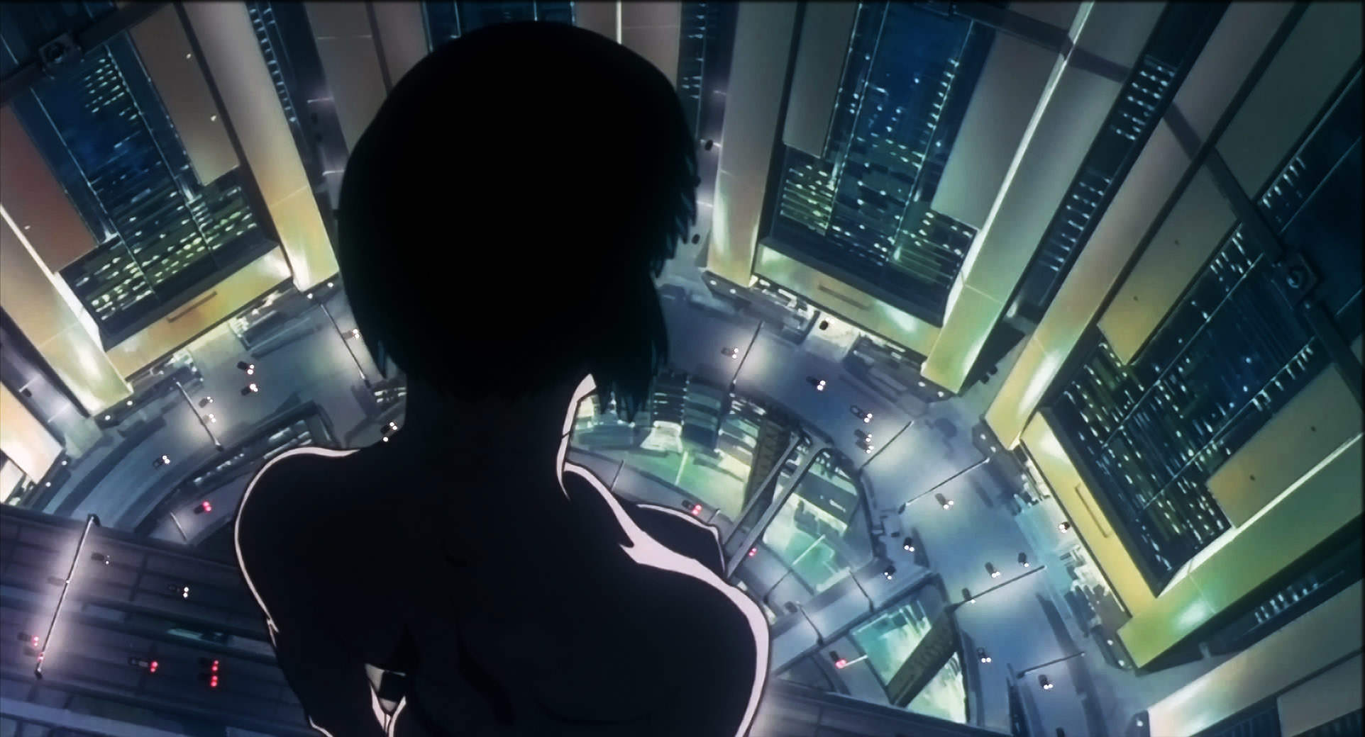 Ghost in the Shell, over two decades old, remains our most challenging film about technology