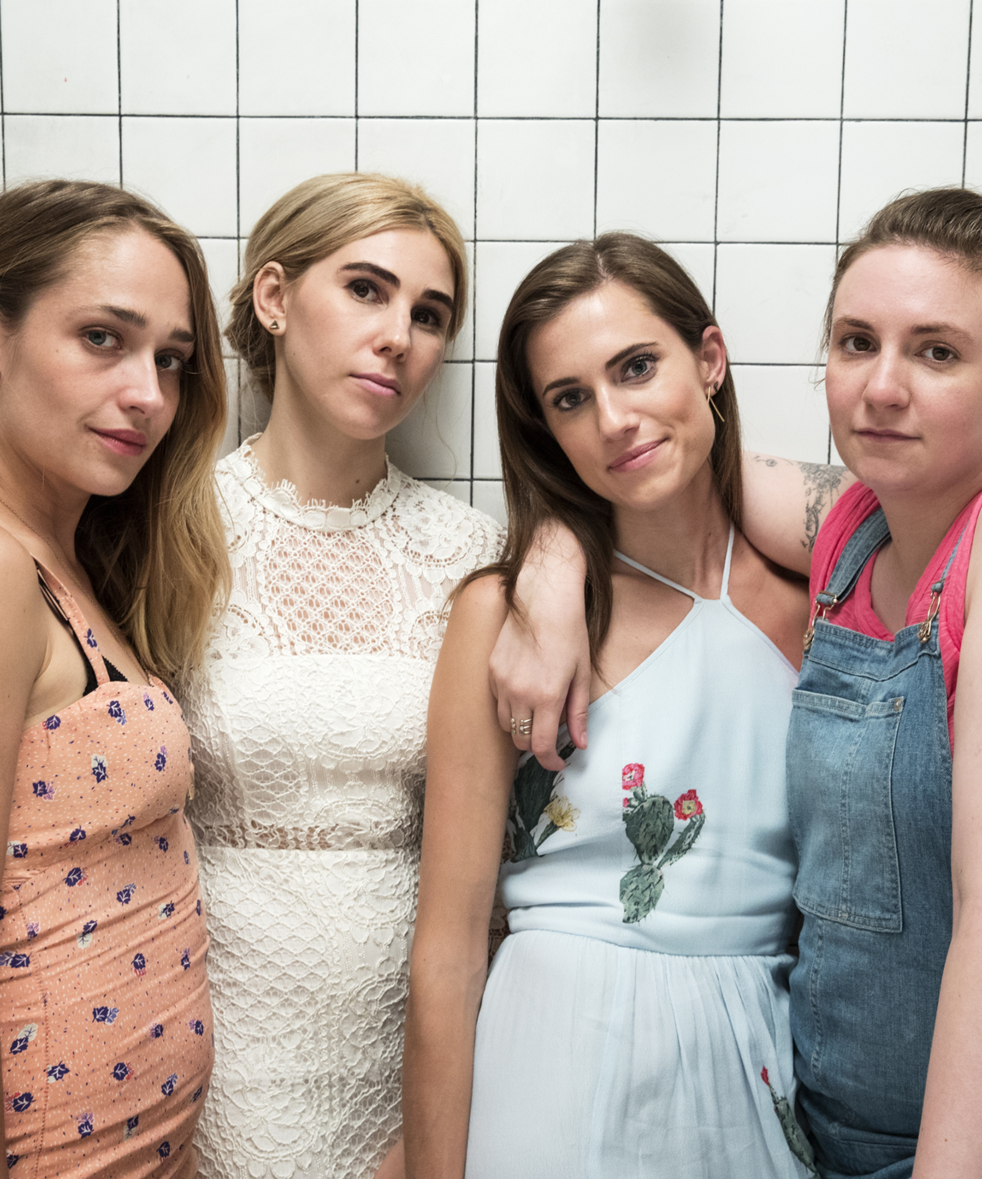 Girls is a brilliant show with a fundamental flaw - where does all that money come from?