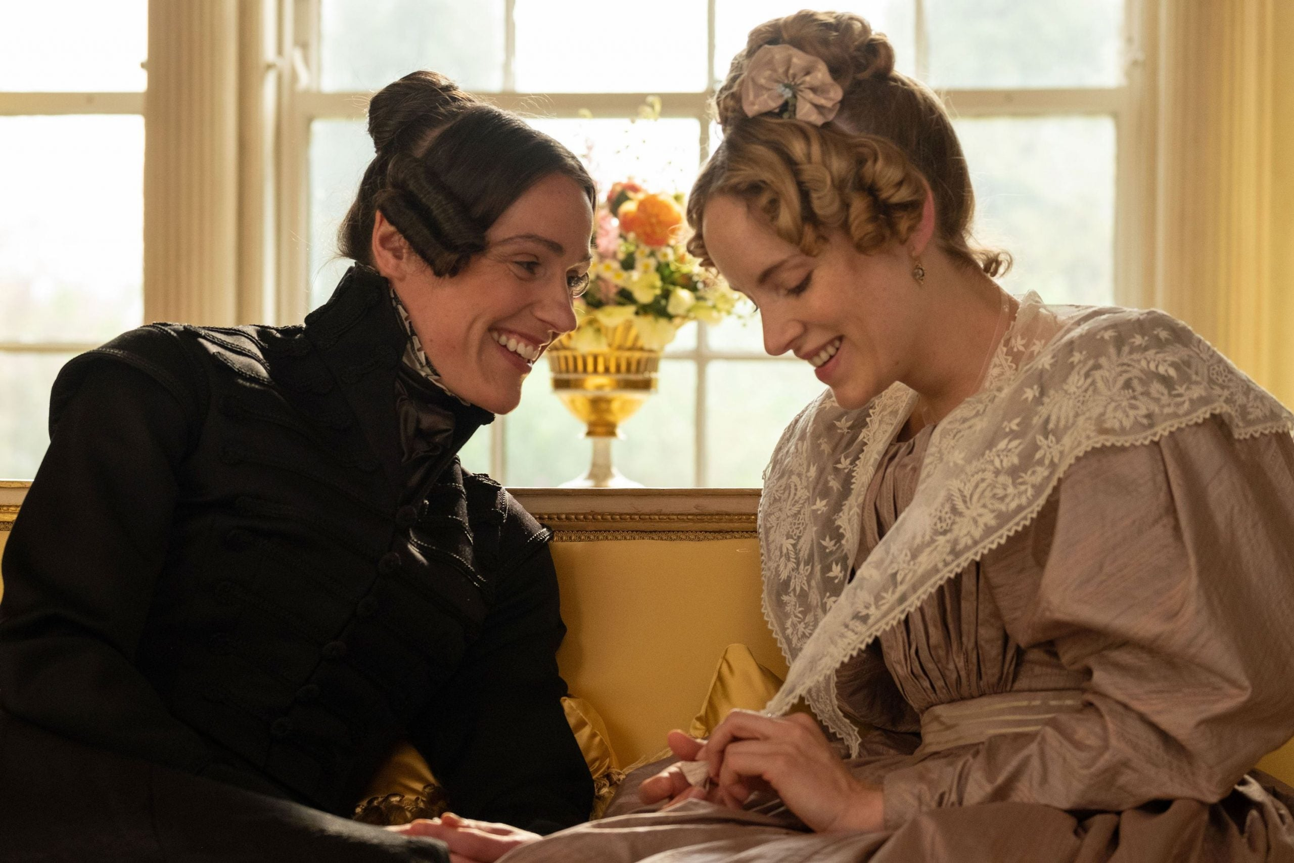 BBC One's Gentleman Jack is sexy, lively and huge fun