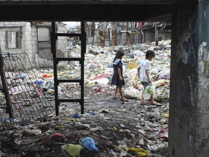 In the slums of Manila, inequality is so bad that the worst off have no chance to protest