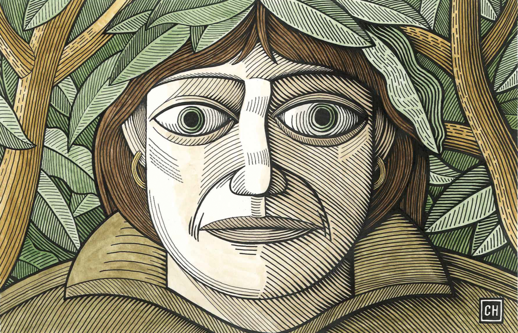 What the Green Man can teach us about our place in the world