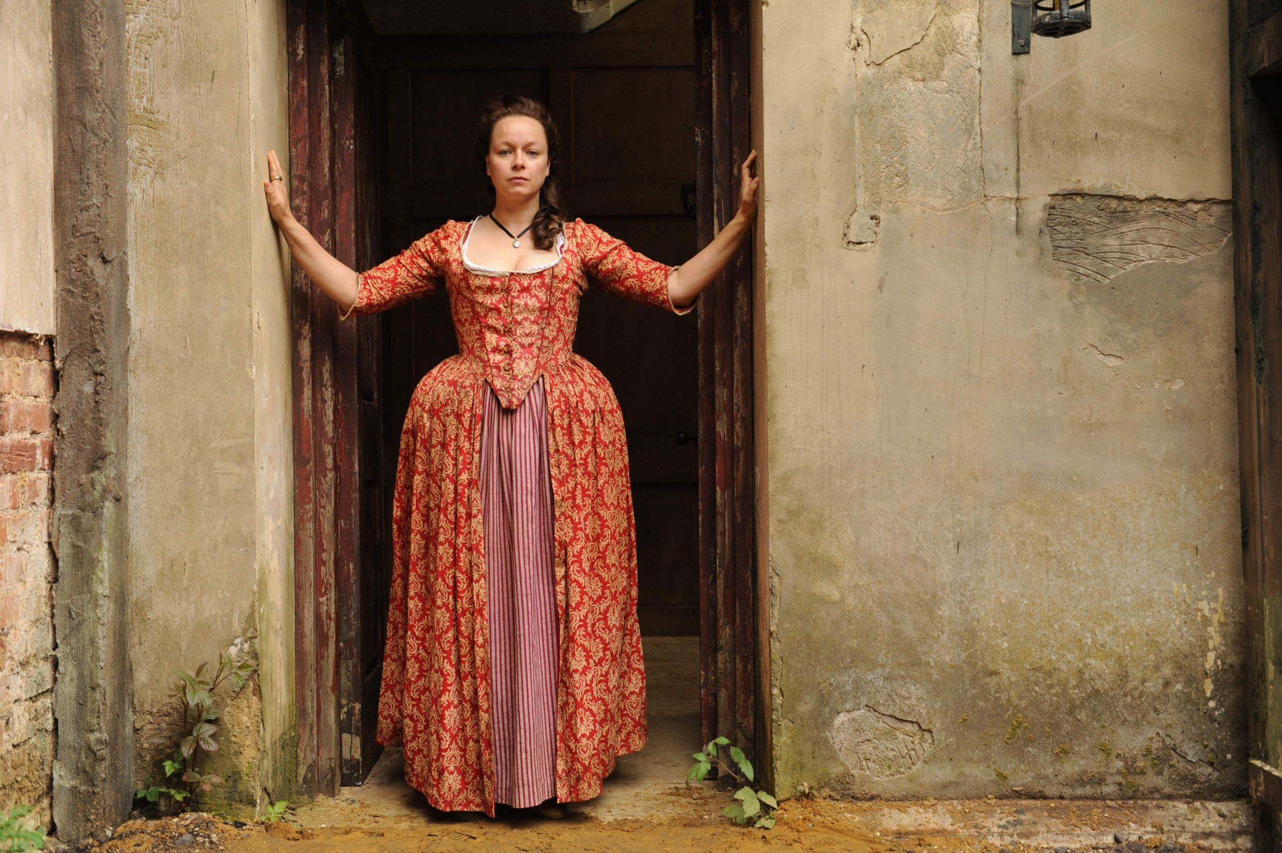 A little light Georgian porn: ITV's Harlots very much does what it says on the tin