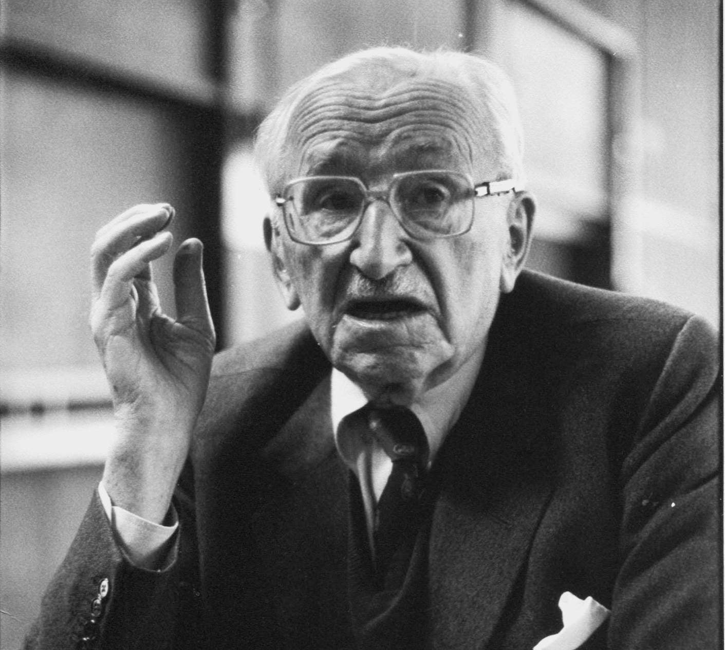 John Gray: The Friedrich Hayek I knew, and what he got right - and wrong