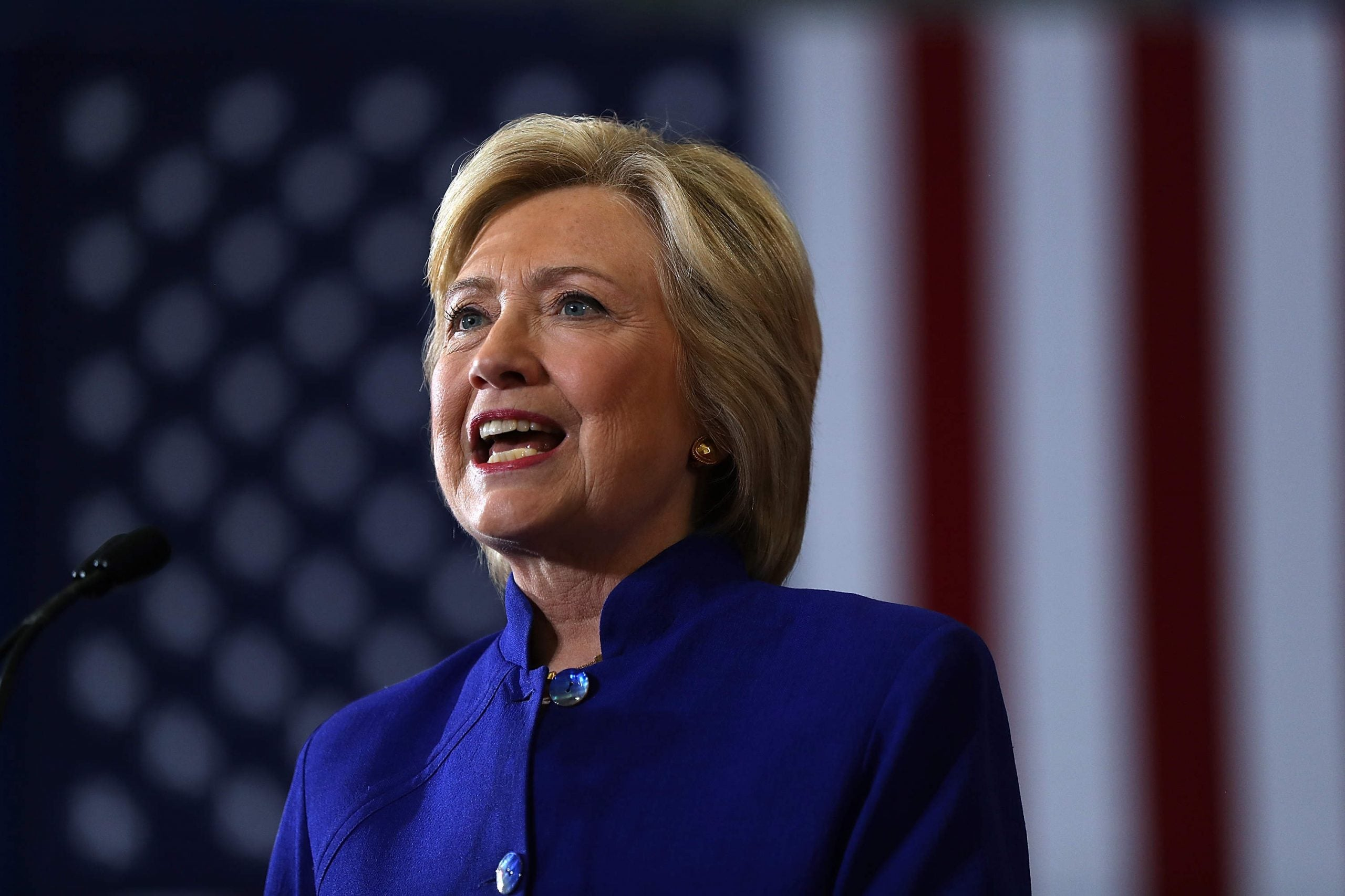 Hillary Clinton: why I'm with her