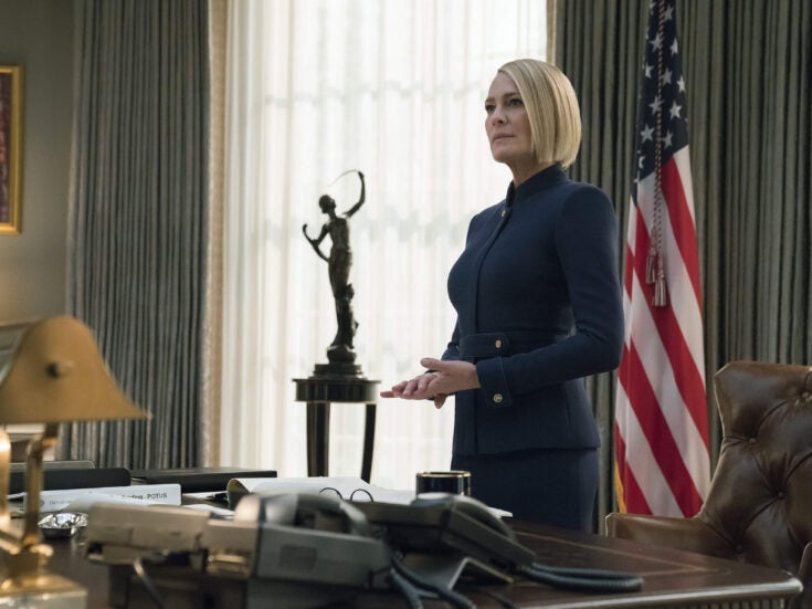 The House of Cards ending summed up everything abhorrent about 2018