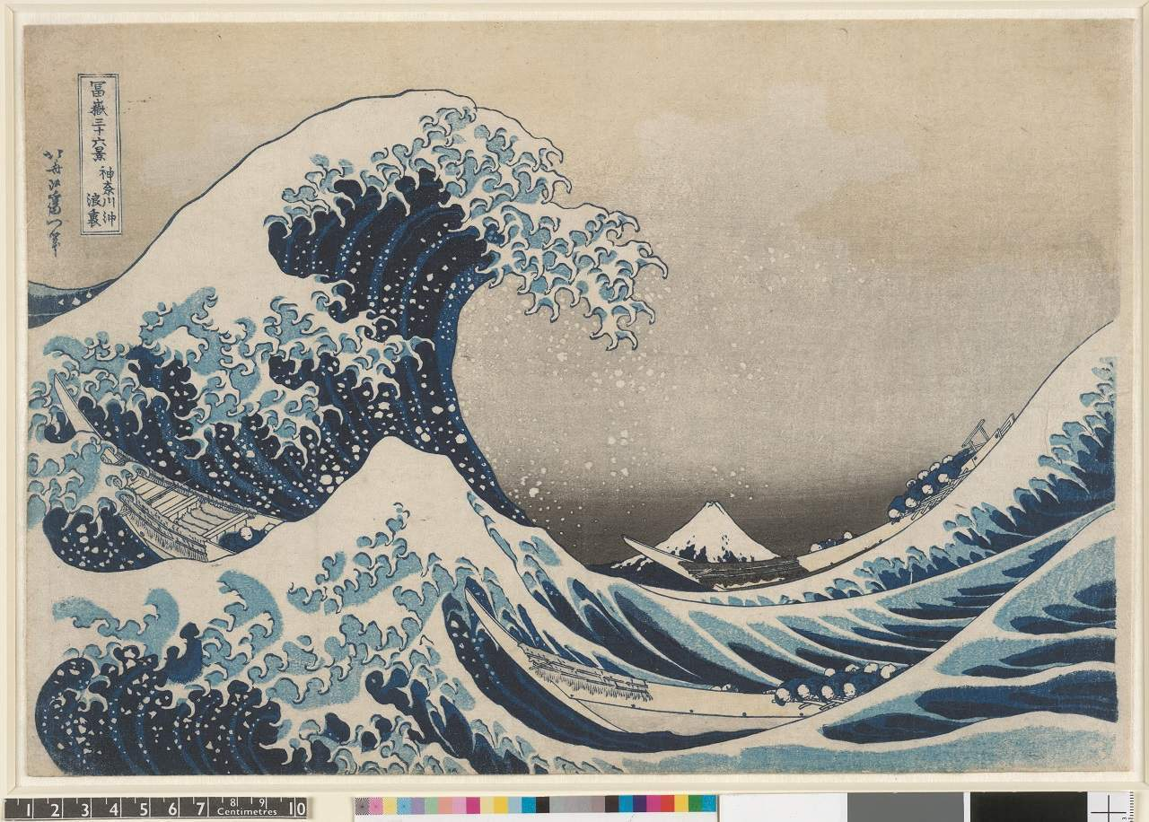 Hokusai beneath the wave: meet the real artist behind the world's most plagiarised image