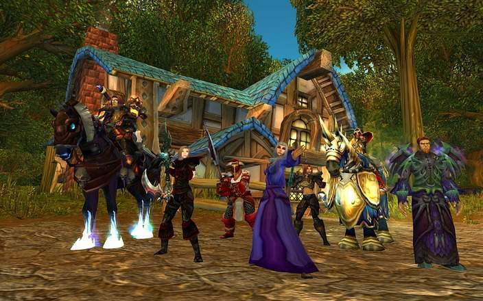 Some of my best friends call me Strawberry: the friendships I made and lost playing World of Warcraft