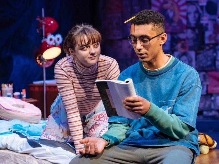 Hampstead Theatre's I And You: a distinctly Young Adult play